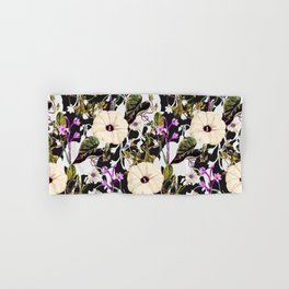 Flowery abstract garden Hand & Bath Towel