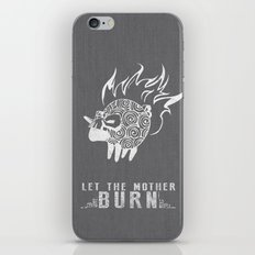 Besiege - Let the Mother Burn iPhone & iPod Skin