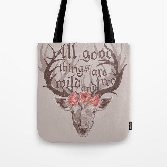 All Good Things Tote Bag