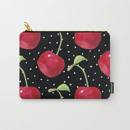 Cherry pattern III Carry-All Pouch