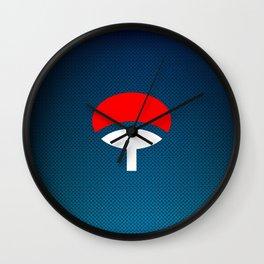 Uciha Clan Wall Clock