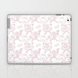 Mabel Pines Pattern Laptop & iPad Skin