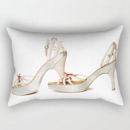 hight  hills shoes Rectangular Pillow