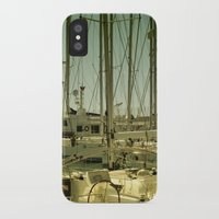 marina iPhone & iPod Cases featuring marina by gzm_guvenc