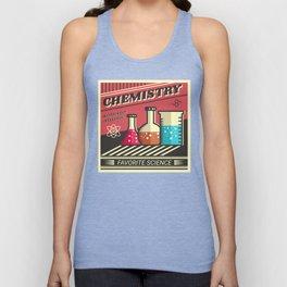 Chemistry Unisex Tank Top
