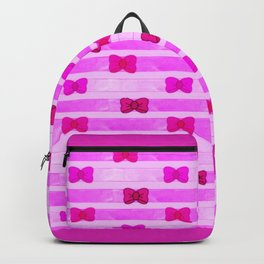 Bow for Minnie Backpack