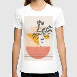 Geometric Modern Art 43 T-shirt