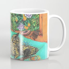 XTABAY Sleeps // No Me Jodas Coffee Mug