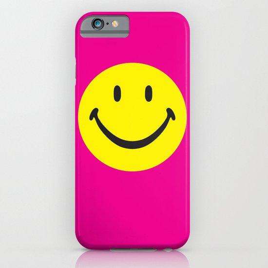 smiley02 iPhone & iPod Case