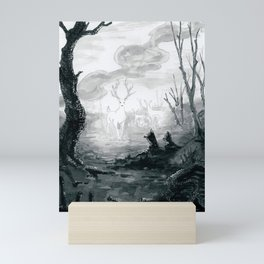 The Spirit Lives On Mini Art Print