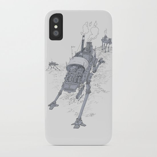 an even longer time ago iPhone Case