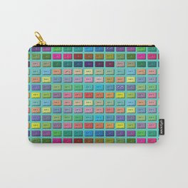 Mix Tape Carry-All Pouch