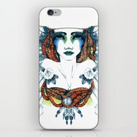 indie iPhone & iPod Skins featuring Indie by chiara costagliola
