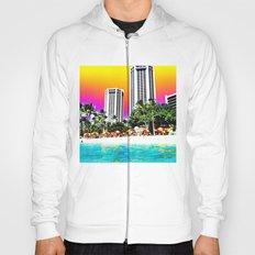 Waikiki Beach II Hoody