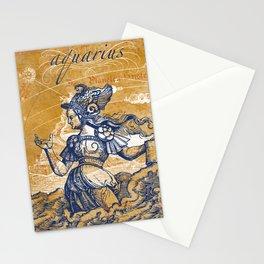 aquarius | wassermann Stationery Cards