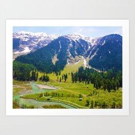 Kashmir #society6 #decor #photography Art Print