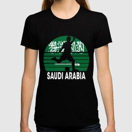 Saudi Arabia Soccer Football SAU T-shirt