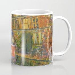 Night tram Coffee Mug