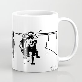 Home Stretch Coffee Mug