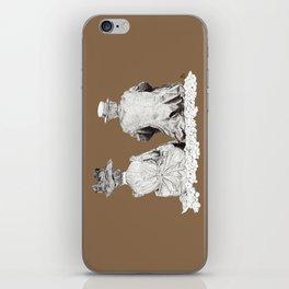 Companionship iPhone Skin