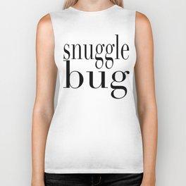 Snug as a Bug in a Rug Biker Tank