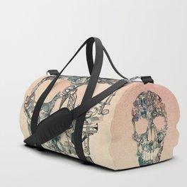 Skull Vintage Duffle Bag