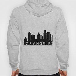 Los Angeles skyline Hoody