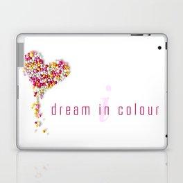 I Dream in Colour Heart Laptop & iPad Skin