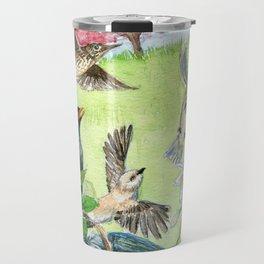 Spring in New Zealand Travel Mug