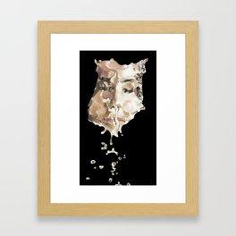 Christened Framed Art Print