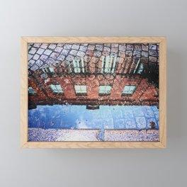 City Reflections Framed Mini Art Print