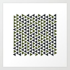 #458 Trap – Geometry Daily Art Print