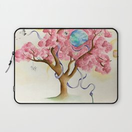 Peace Treety Laptop Sleeve