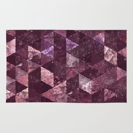 Abstract Geometric Background #24 Rug