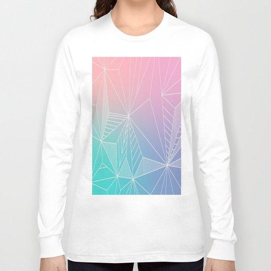 Dreamscape Geo Long Sleeve T-shirt