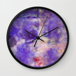 Abstract No. 236 Wall Clock