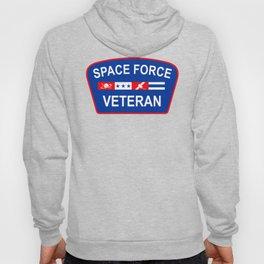 Space Force Veteran Patriotic Hoody