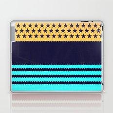 My US Flag & Jeans Laptop & iPad Skin