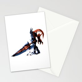 Soulcalibur: Nightmare Stationery Cards