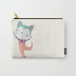 Dance Dreams (Cream) Carry-All Pouch