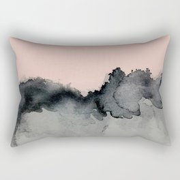 Smoky Quartz Rectangular Pillow