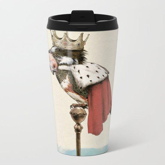 King Fisher Metal Travel Mug