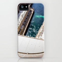 Hoover Dam IV iPhone Case