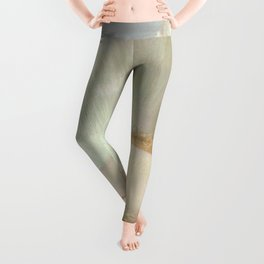THE BIRTH OF VENUS - HENRY COURTNEY SELOUS Leggings