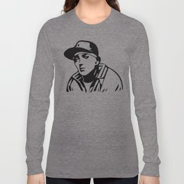 THE  KING OF RAPP AND HIP HOP Long Sleeve T-shirt