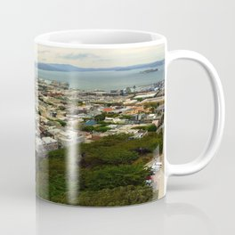 San Francisco from the Coit Tower Coffee Mug