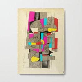 - architecture#03 - Metal Print