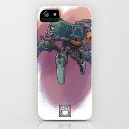 Saint Patri-Bot T-Shirt iPhone Case