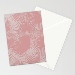 Pastel Palms #society6 #decor #buyart Stationery Cards