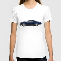 muscle T-shirts featuring Muscle Car by drQuill